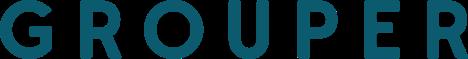 grouper-typeface-logo-dark